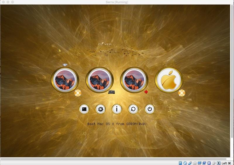 Mac OS X Install DVD Créateur Sierra14