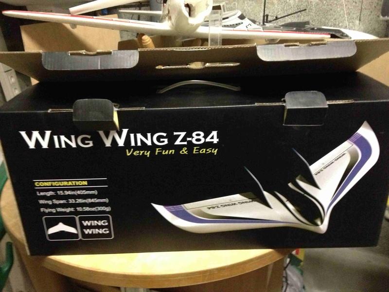 A VENDRE: AILE VOLANTE WING WING Z84 neuf dans sa boite Img_0312