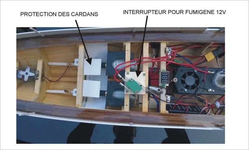 NOUVEAU DEFIT : le SPHINX de chez New Maquettes - Page 3 Electr12