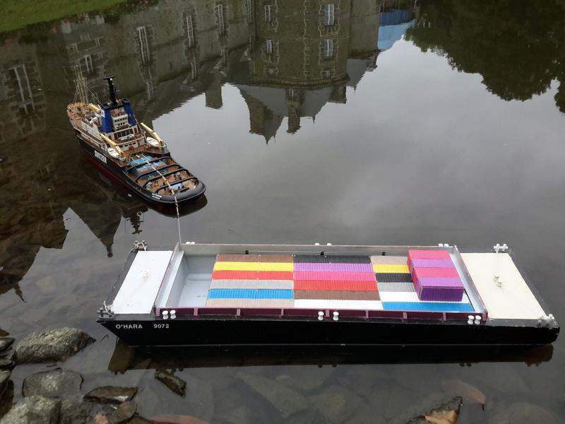 "Chateau Canisy ""Miniflotte 50"" 2016 20160103"