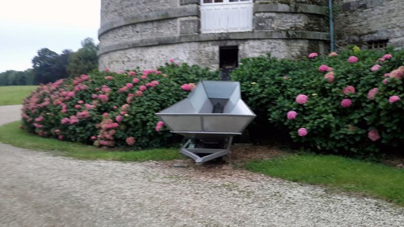 "Chateau Canisy ""Miniflotte 50"" 2016 20160999"