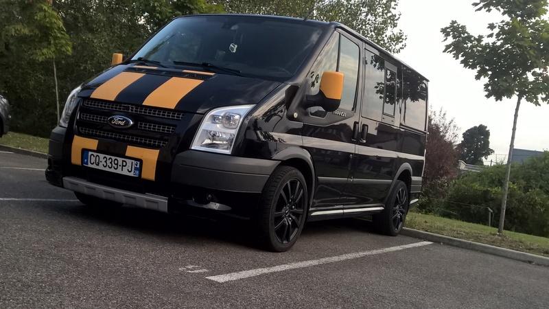 [MK7] My TRANSIT SPORTVAN ( the loisirs van ) Wp_20111