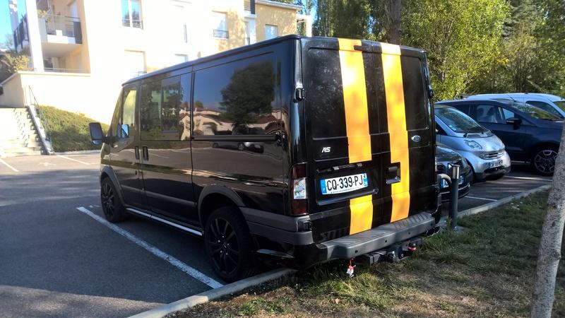[MK7] My TRANSIT SPORTVAN ( the loisirs van ) Wp_20112