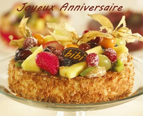 Happy Bibirthday Gateau10
