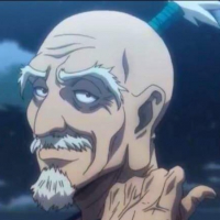 Important Characters Netero11