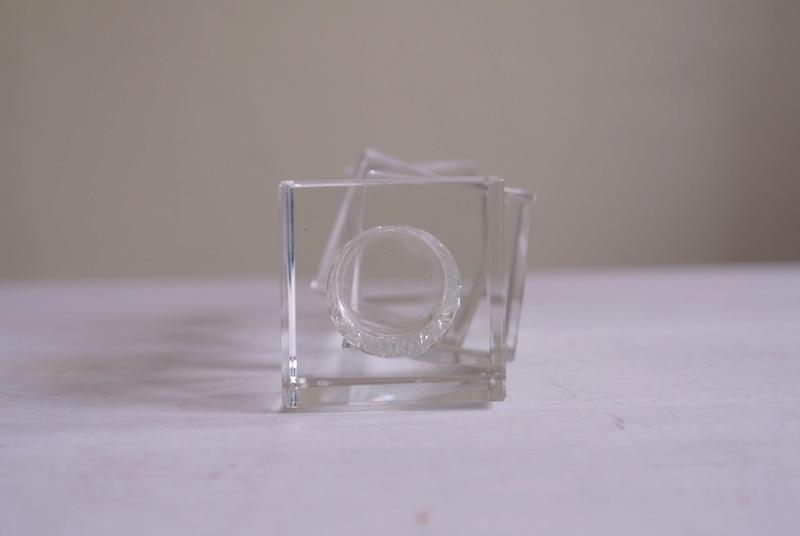 Cube Crystal Candle Holder Sam_3610