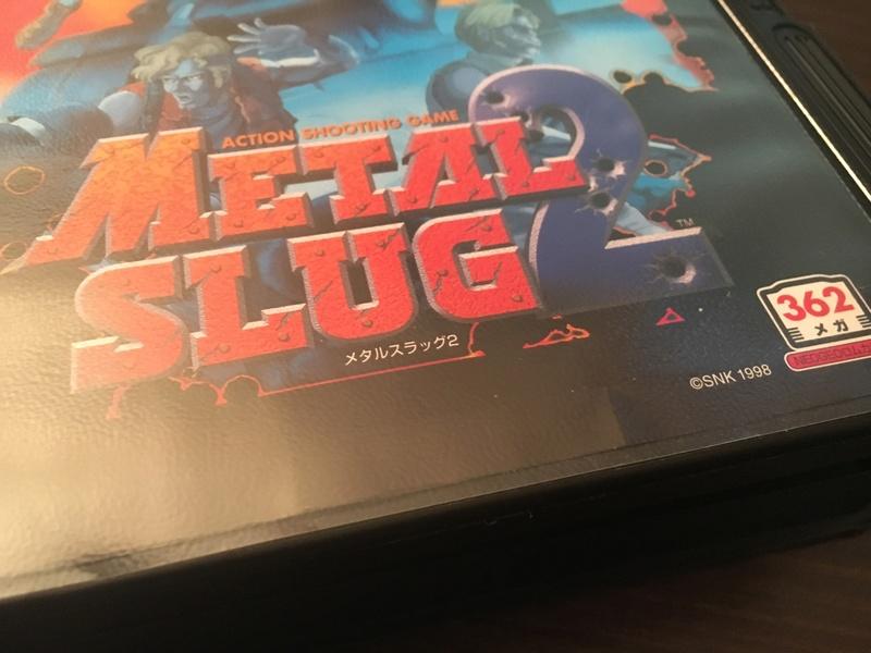 Demande d'authentification de Metal Slug 2 AES jap Img_5811