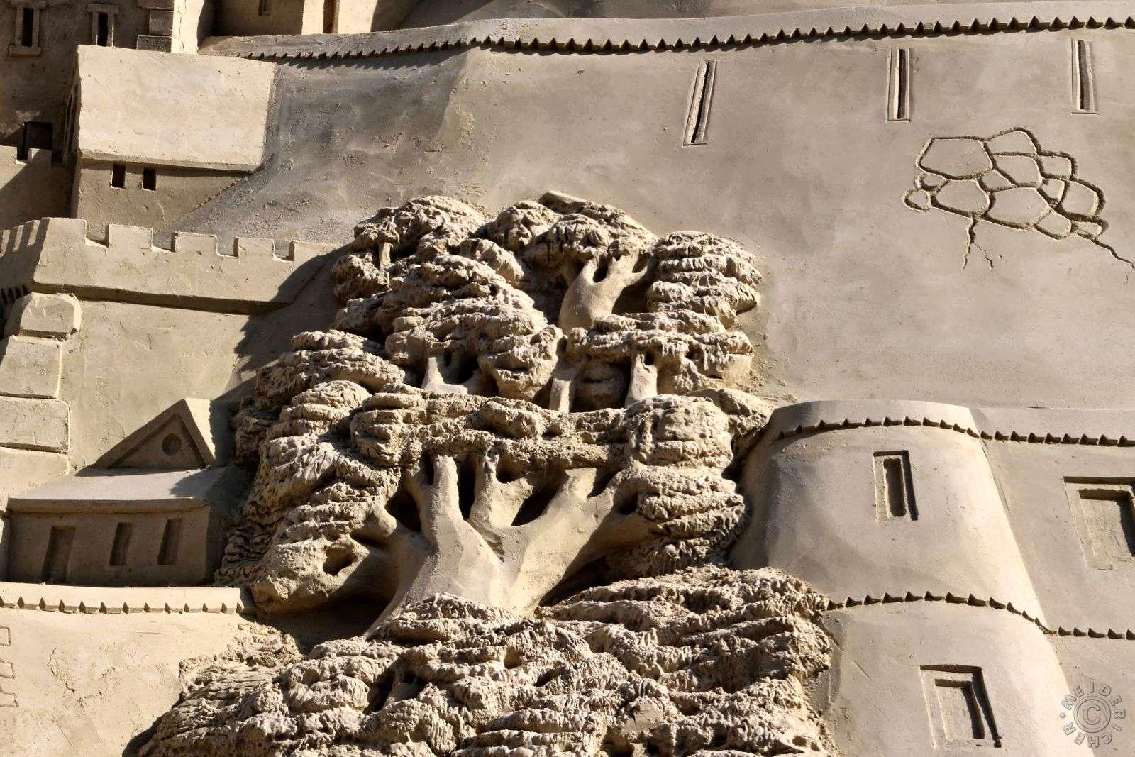 Duisburg will mit weltgrößter Sandburg ins Guinness-Buch 1310