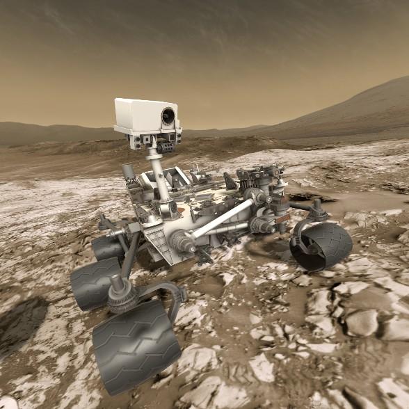 Petit tour sur Mars... 20160917