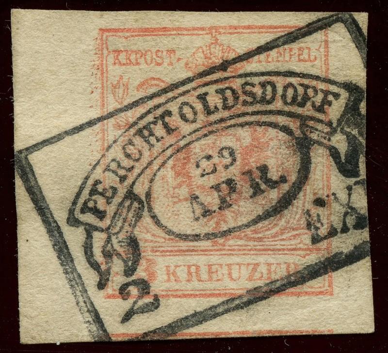 Die erste Österreichische Ausgabe 1850 - Seite 8 Ank3_m11