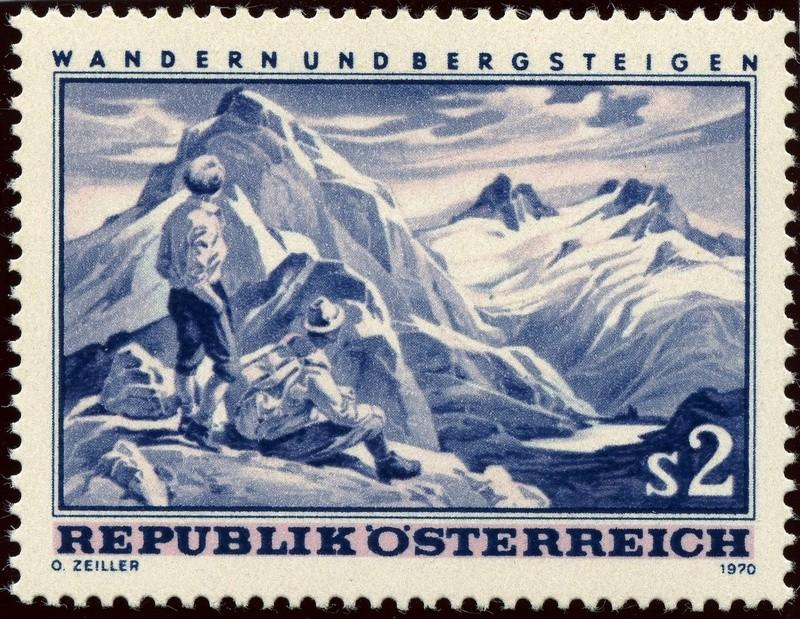 Österreich, Briefmarken der Jahre 1970 - 1974 Ank_1310