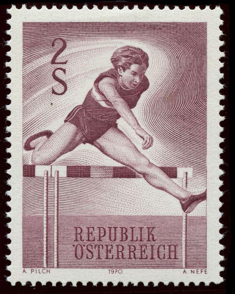 Österreich, Briefmarken der Jahre 1970 - 1974 Ank_1314