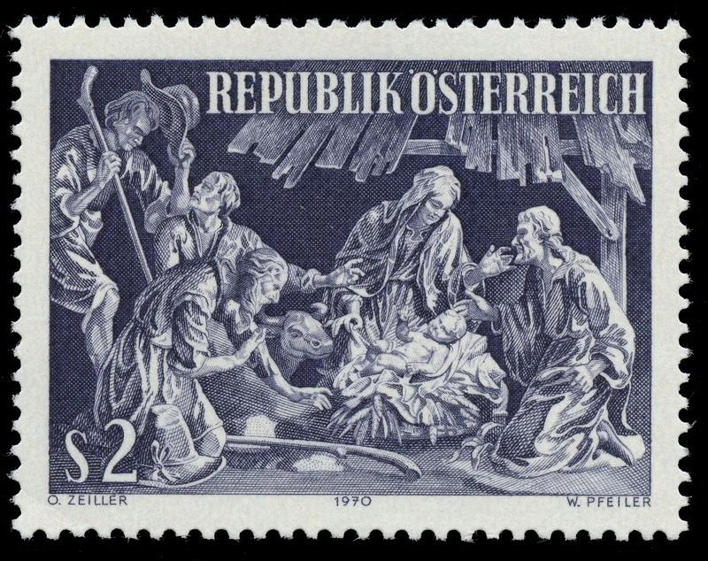 Briefmarken - Österreich, Briefmarken der Jahre 1970 - 1974 Ank_1315