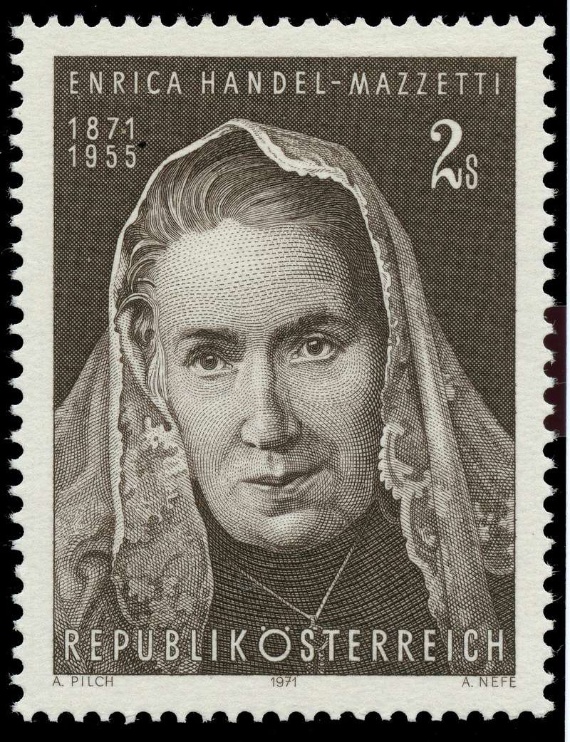 Briefmarken - Österreich, Briefmarken der Jahre 1970 - 1974 Ank_1319