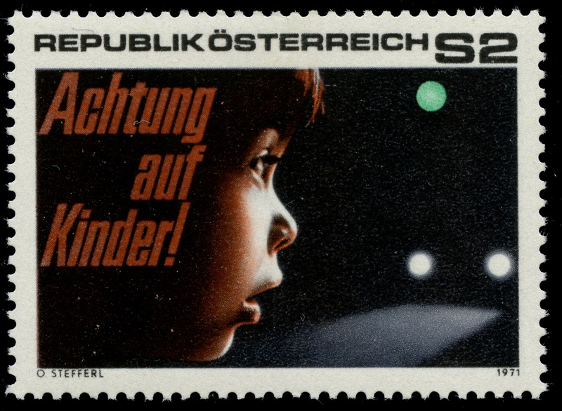 Österreich, Briefmarken der Jahre 1970 - 1974 Ank_1320