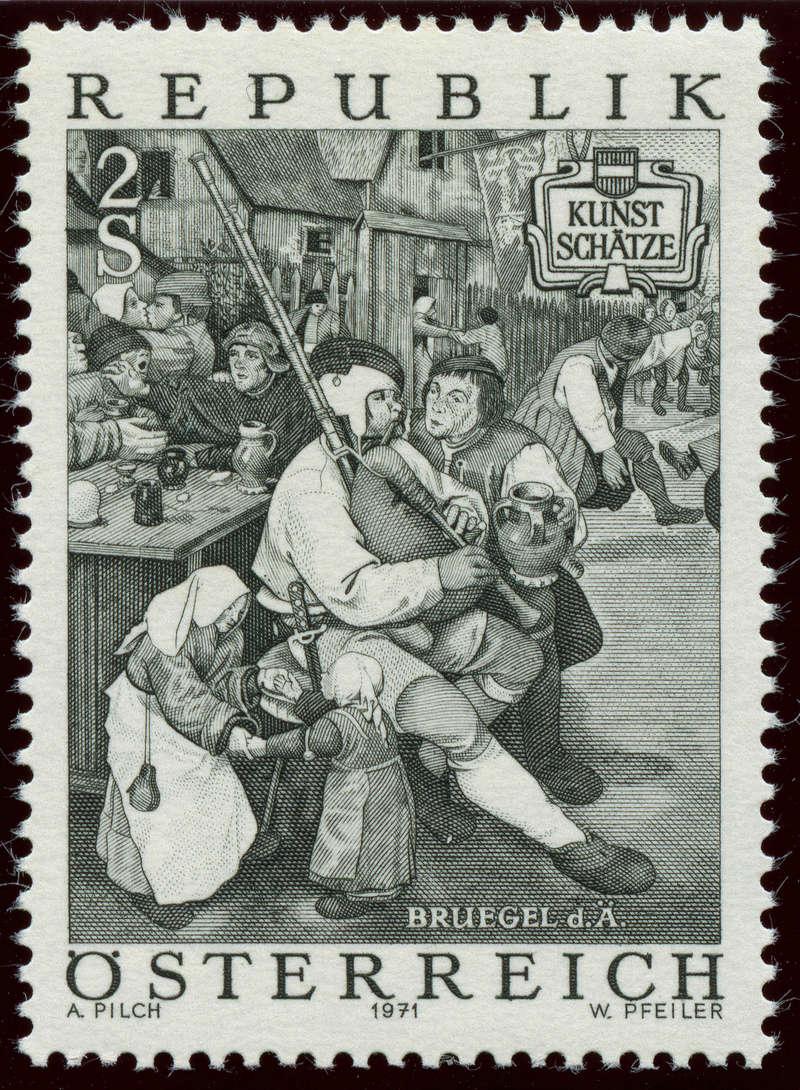 Briefmarken - Österreich, Briefmarken der Jahre 1970 - 1974 - Seite 2 Ank_1326