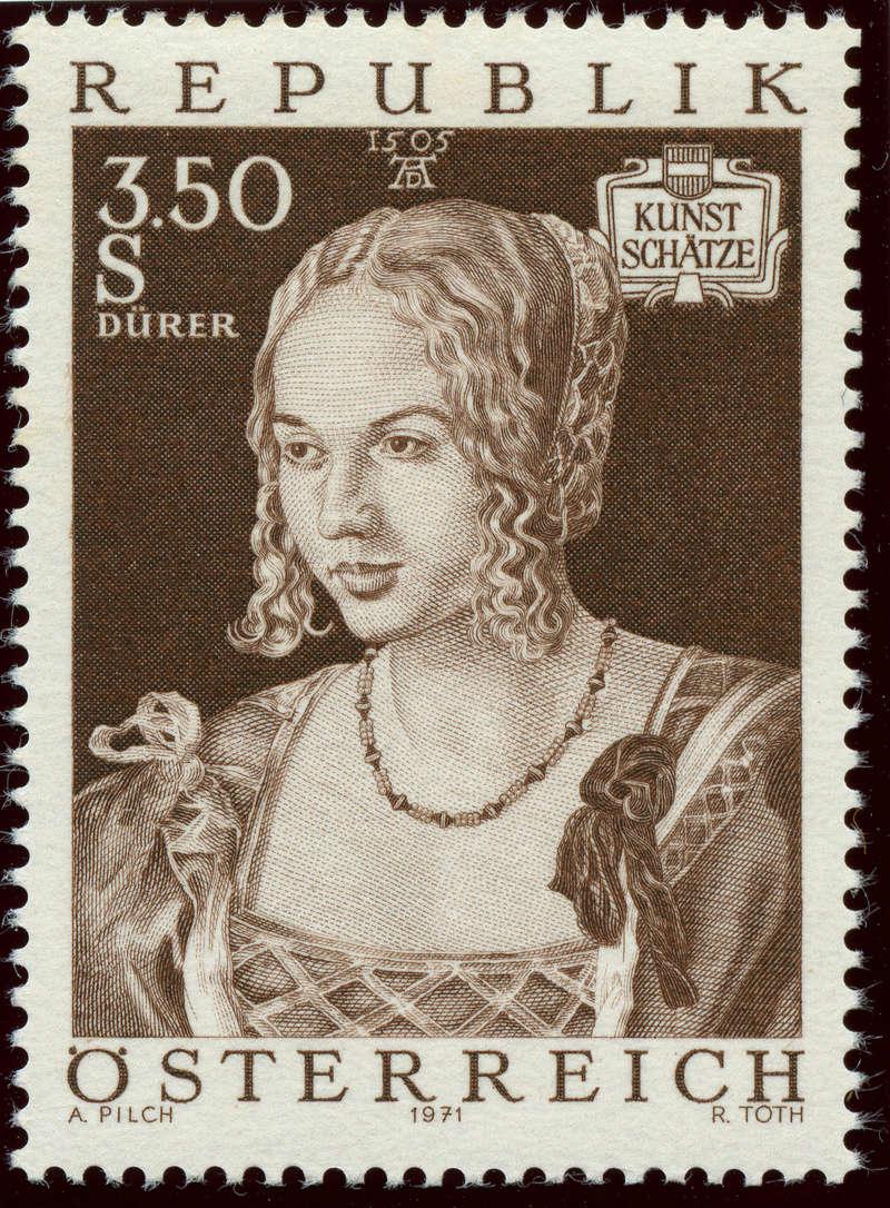 Briefmarken - Österreich, Briefmarken der Jahre 1970 - 1974 - Seite 2 Ank_1327
