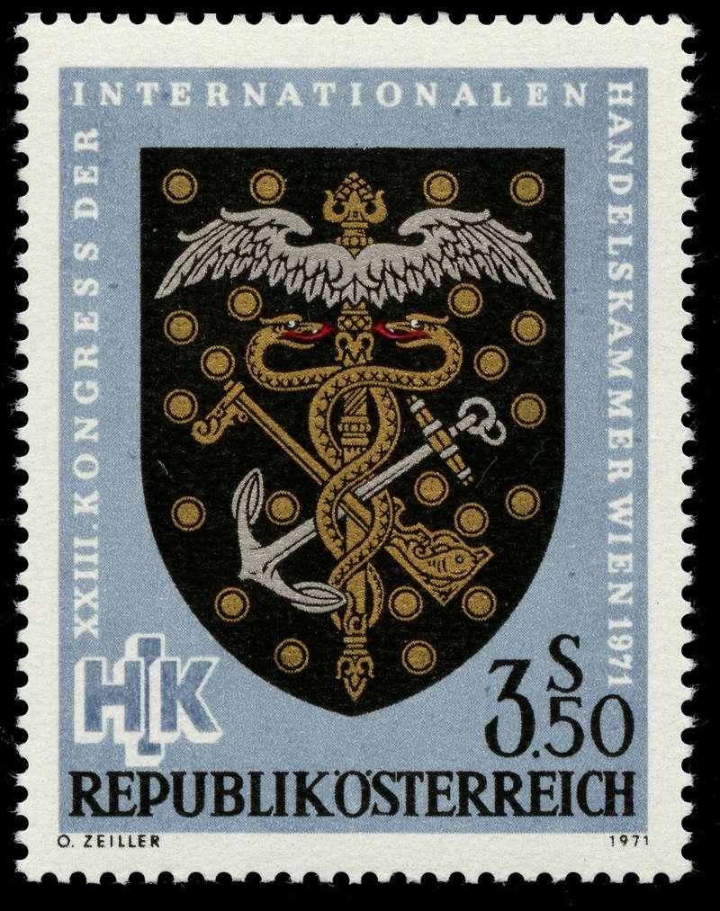 Briefmarken - Österreich, Briefmarken der Jahre 1970 - 1974 - Seite 2 Ank_1329