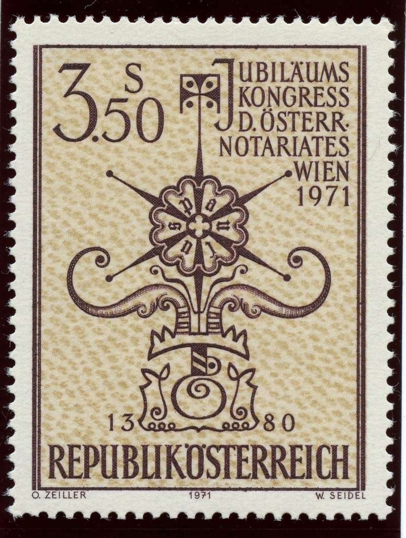 Briefmarken - Österreich, Briefmarken der Jahre 1970 - 1974 - Seite 2 Ank_1330