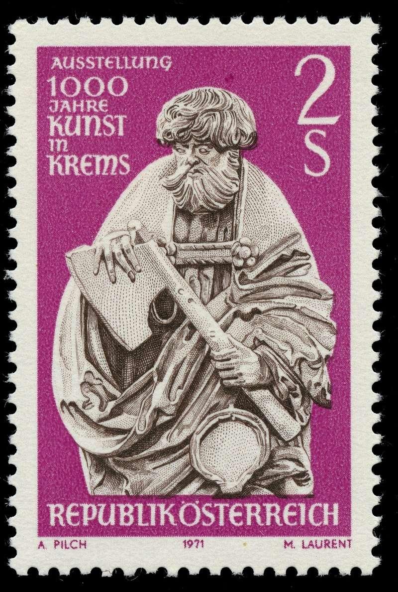 Briefmarken - Österreich, Briefmarken der Jahre 1970 - 1974 - Seite 2 Ank_1331