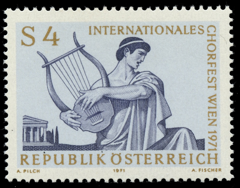 Briefmarken - Österreich, Briefmarken der Jahre 1970 - 1974 - Seite 2 Ank_1333