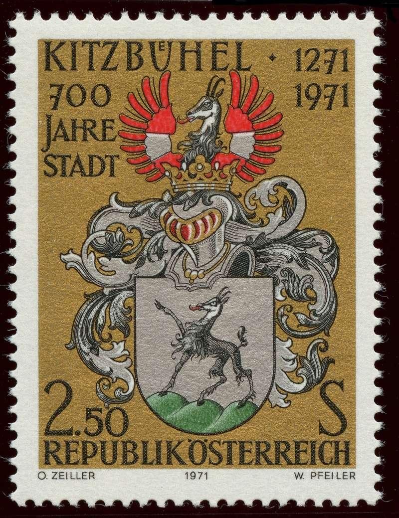 Briefmarken - Österreich, Briefmarken der Jahre 1970 - 1974 - Seite 2 Ank_1334