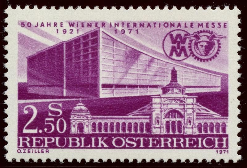 Briefmarken - Österreich, Briefmarken der Jahre 1970 - 1974 - Seite 2 Ank_1336