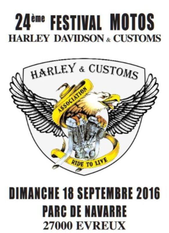EVREUX RASSEMBLEMENT HARLEY & CUSTOMS Harley10