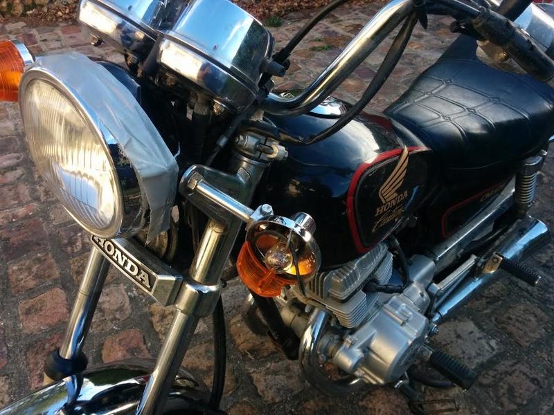 Honda 125 CM Unname11