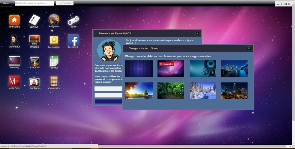 [Rynna WebOS natif] Projet mini-WebOS by AlgoStep Company ! - Page 2 Sessio12