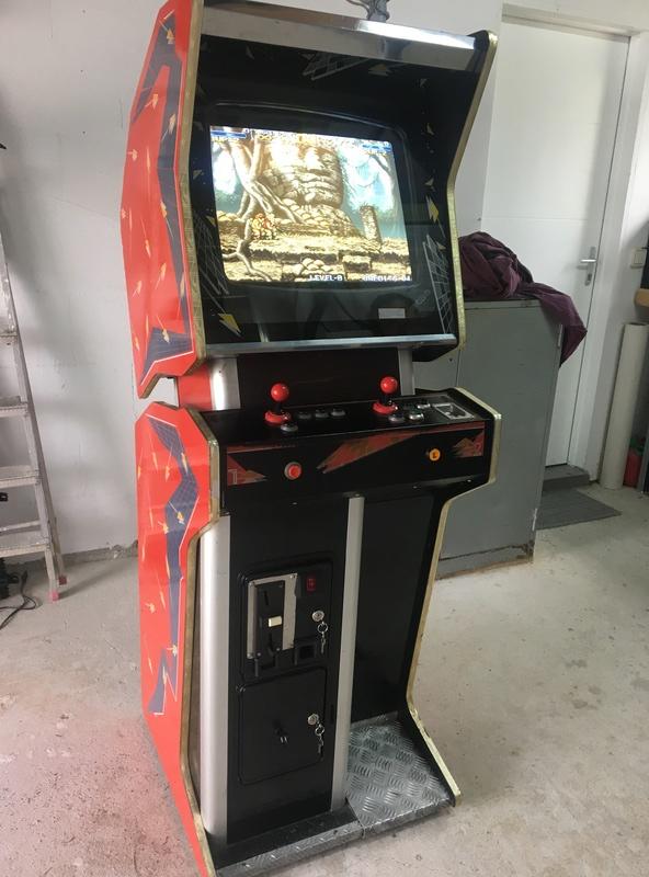 Borne d'arcade Rubiotronic Img_0319