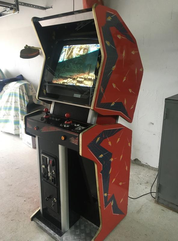 Borne d'arcade Rubiotronic Img_0320