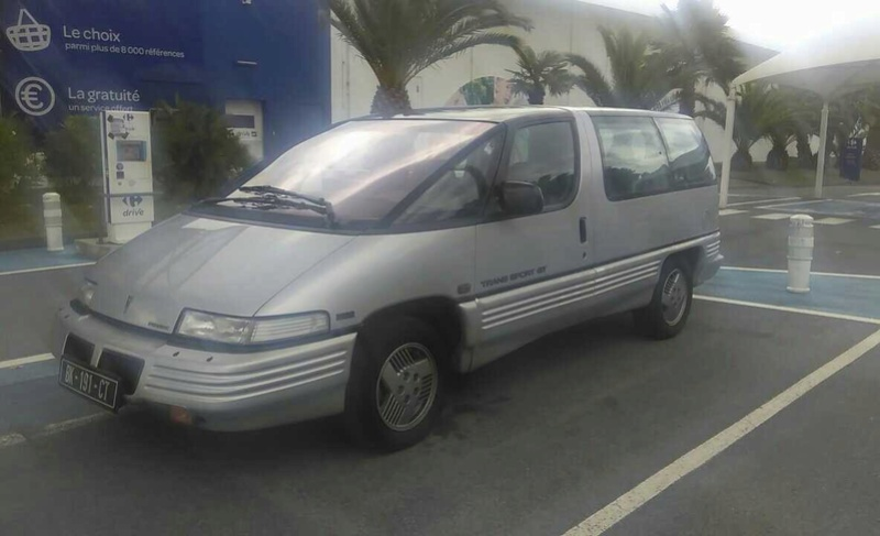 Mon Pontiac Trans Sport 3.8 V6 GT de '92 et ma Pontiac Sunbird 2.0 LE de '91 - Page 7 14339311