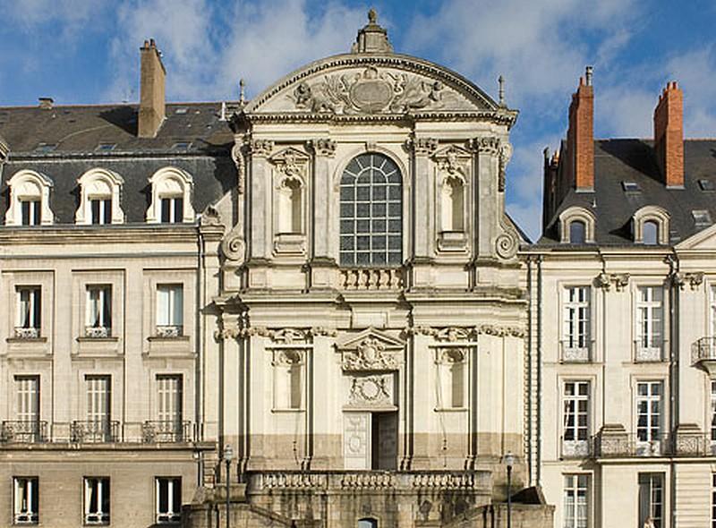 SAINT-DONATIEN - LA CHAPELLE DE L'ORATOIRE Chapel11