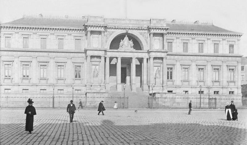 LES PALAIS DE JUSTICE DE NANTES Palais10