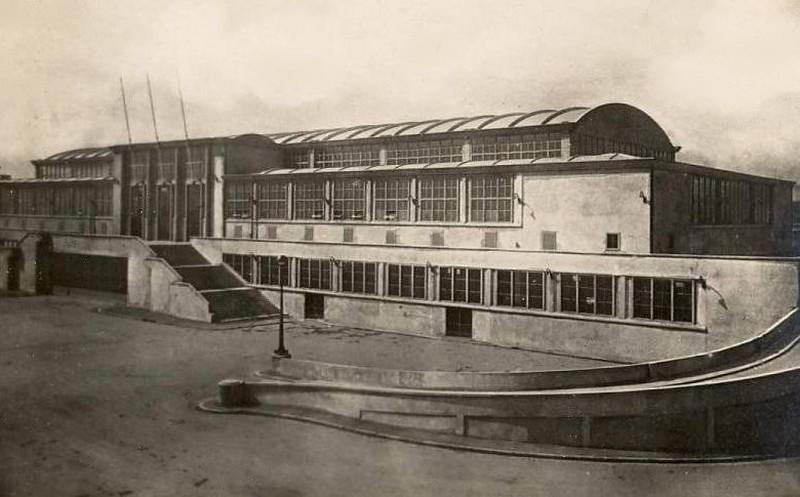 LE PALAIS DU CHAMPS DE MARS Palais11