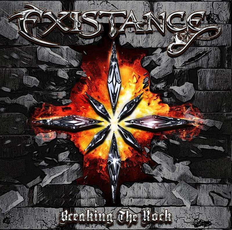 "EXISTANCE  ""Breaking The Rock ""   (SEPT 2016) 14264810"