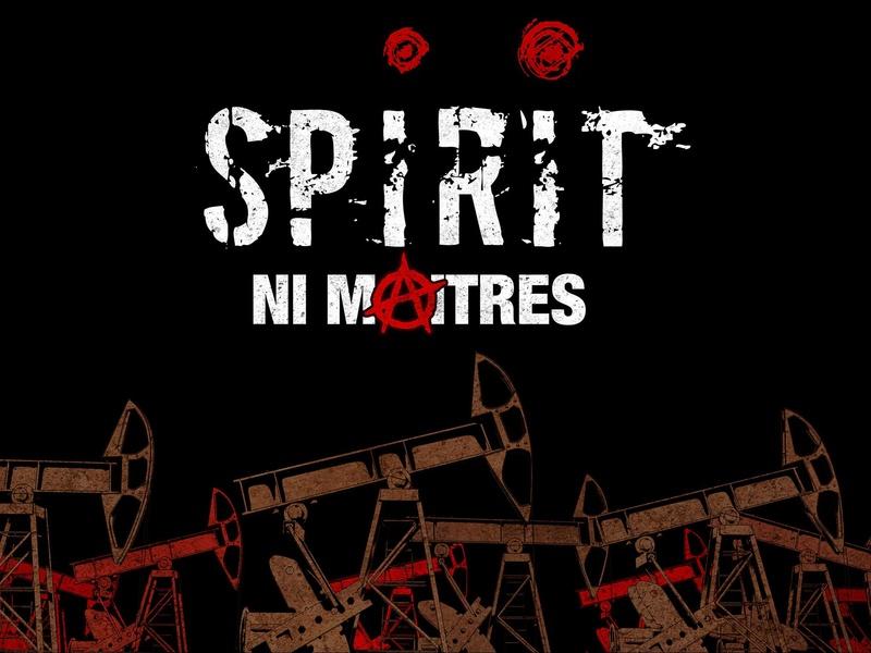 """SPIRIT """"Ni dieux, ni maitres"""" 2016 14289810"""