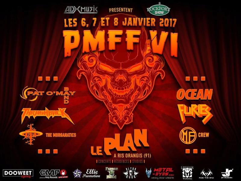 PMFF VI (JANV 2017) PARIS METAL FRANCE FESTIVAL VI 14725710