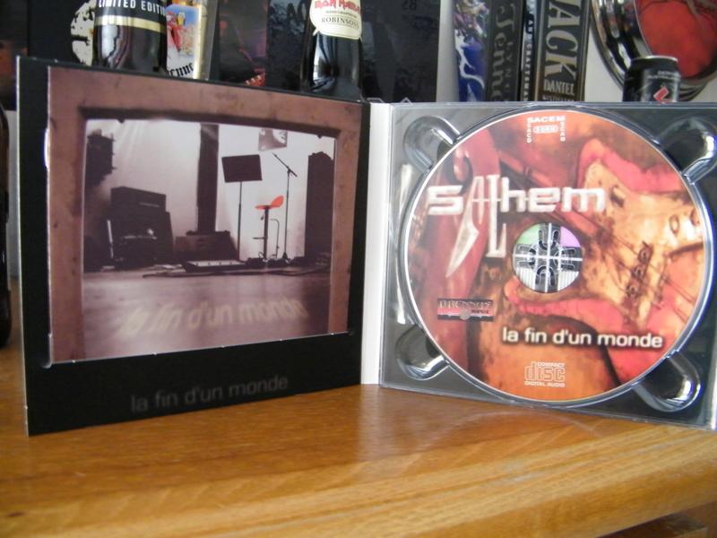 SALHEM La Fin D'un Monde (2016) Heavy Metal Dscf4616