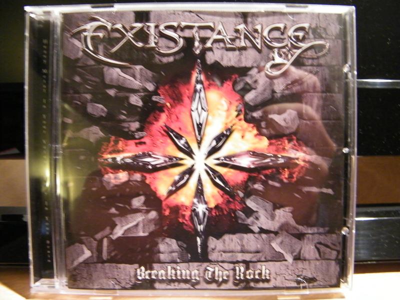 """EXISTANCE  """"Breaking The Rock """"   (SEPT 2016) Dscf4628"""