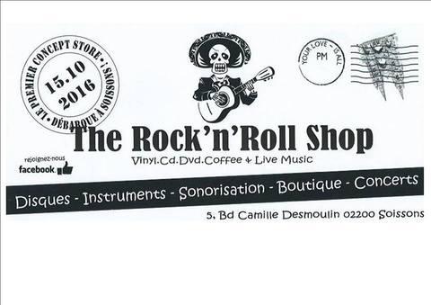 magasin store cd,vinyls,matériel pro, concert   Onrwrs10