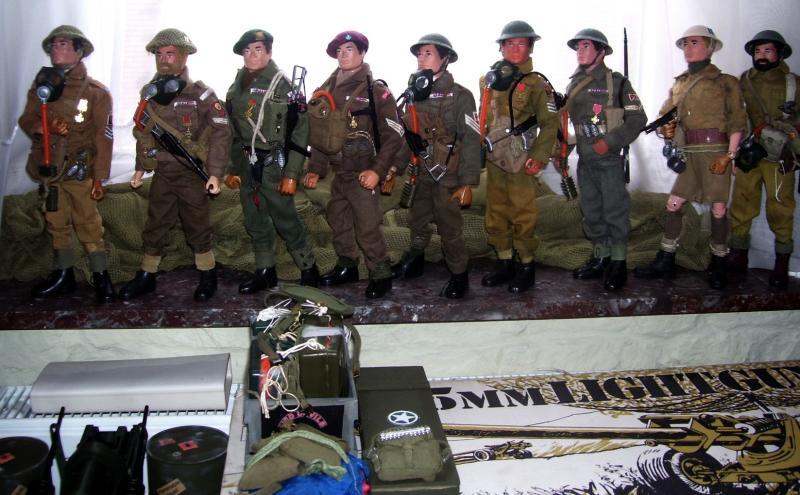 September 2016 - British infantryman [ Tommy ] Britis10
