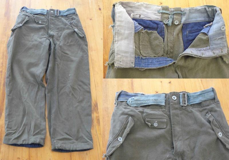 Pantalon WH modele 44 ( et mannequin total look !) Pantal11