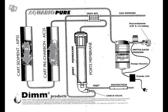 Comment brancher un booster d'osmoseur? Image10
