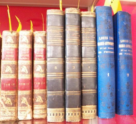 A vendre: livres sur Marie-Antoinette, ses proches et la Révolution - Page 5 13294510