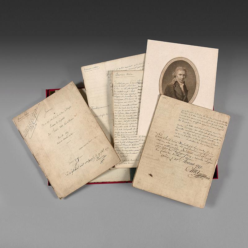 Vente exceptionnelle de manuscrits de Mr Cléry 14758210