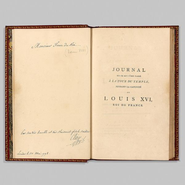 Vente exceptionnelle de manuscrits de Mr Cléry 14758610