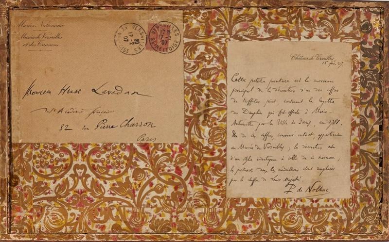 Vente exceptionnelle d'un morceau de coffre à layette du Dauphin 14764511