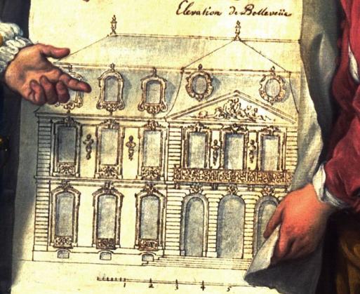 Le château de Bellevue et le Hameau de Mesdames Deteai10
